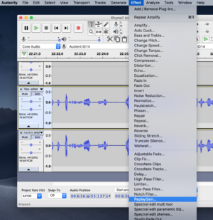Measuring Volume within Audacity - Librivox wiki